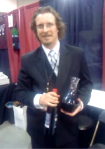 Jordan Harris, Winemaker, Tarara Winery